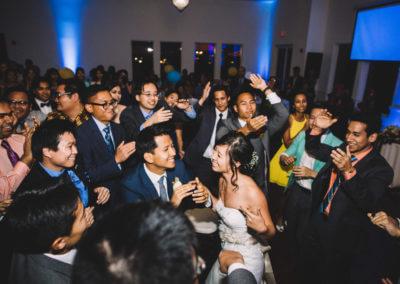 Bend Event Sound Bride Dance
